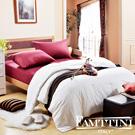 梵蒂尼Famttini-抒情米蘭 頂級加厚型雙人手工純長纖蠶絲被3.6kg