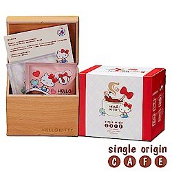 Hello kitty 咖啡禮盒 全面75折