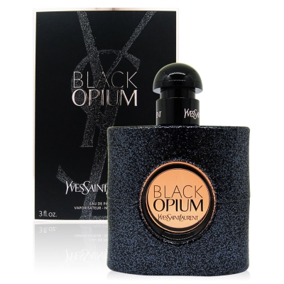 YSL BLACK OPIUM 黑鴉片女性淡香精 90ml