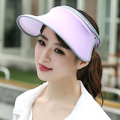 Decoy 機能透氣 防曬彈性掀蓋遮陽帽 4色可選