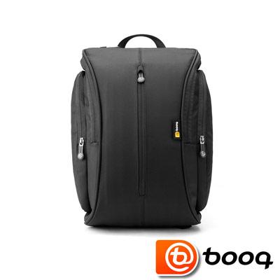 Booq Boa Squeeze 經典曲弧電腦後背包-Graphite 系列
