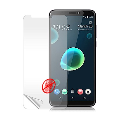 Monia HTC Desire 12+/12 Plus 防眩光霧面耐磨保護貼