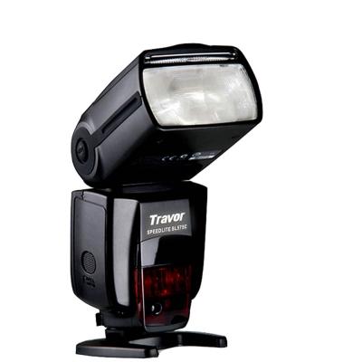 Travor SL-575C 閃光燈+小腳架+柔光罩+底座(FOR CANON)