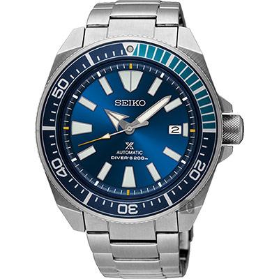 SEIKO精工 Prospex SCUBA 限量200米機械腕錶(SRPB09J1)