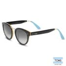TOMS YVETTE  黑色琥珀典雅貓眼款 太陽眼鏡-女款 (10000997)