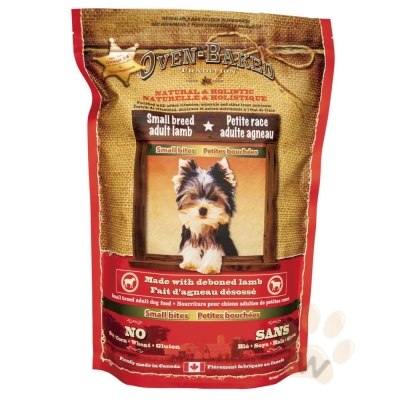 Oven-Baked烘焙客《成犬食品(糙米+羊肉配方)》1kg