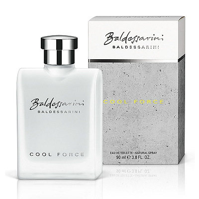 Baldessarini Cool Force 冷酷男性淡香水 90ml