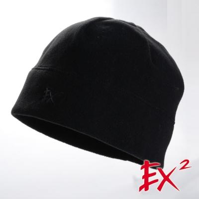 德國EX2 POLARTEC圓帽(黑色)