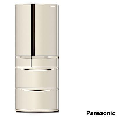 Panasonic國際牌日本製601L六門變頻冰箱NR-602VT