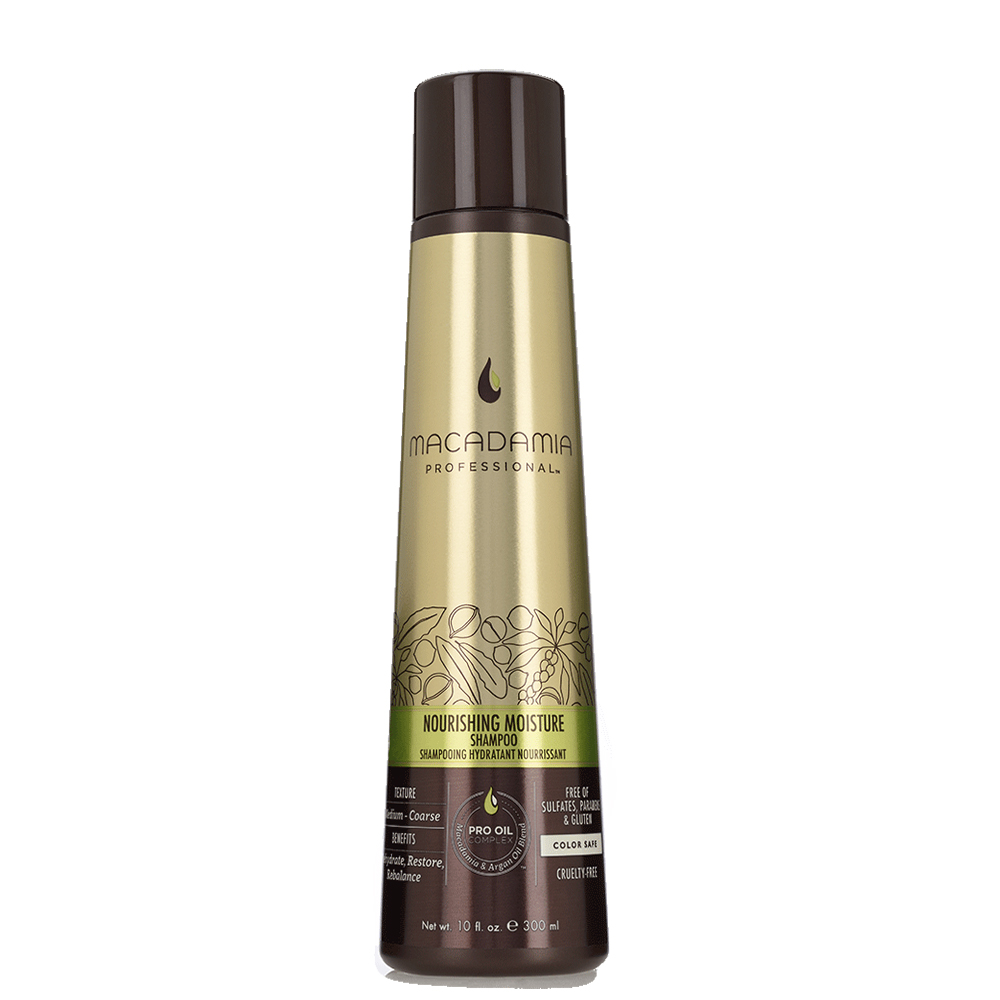 Macadamia Professional 瑪卡奇蹟油 潤澤髮浴300ml