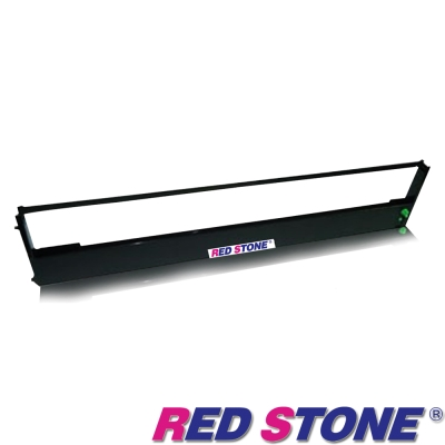 RED STONE for PRINTEC PR837S/ TALLY MTP2140黑色色帶