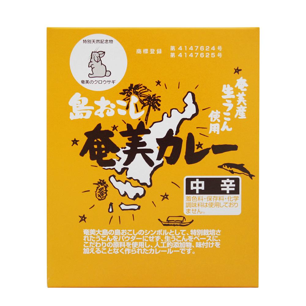 INOUE SPICE 奄美咖哩粉-中辣(200g)