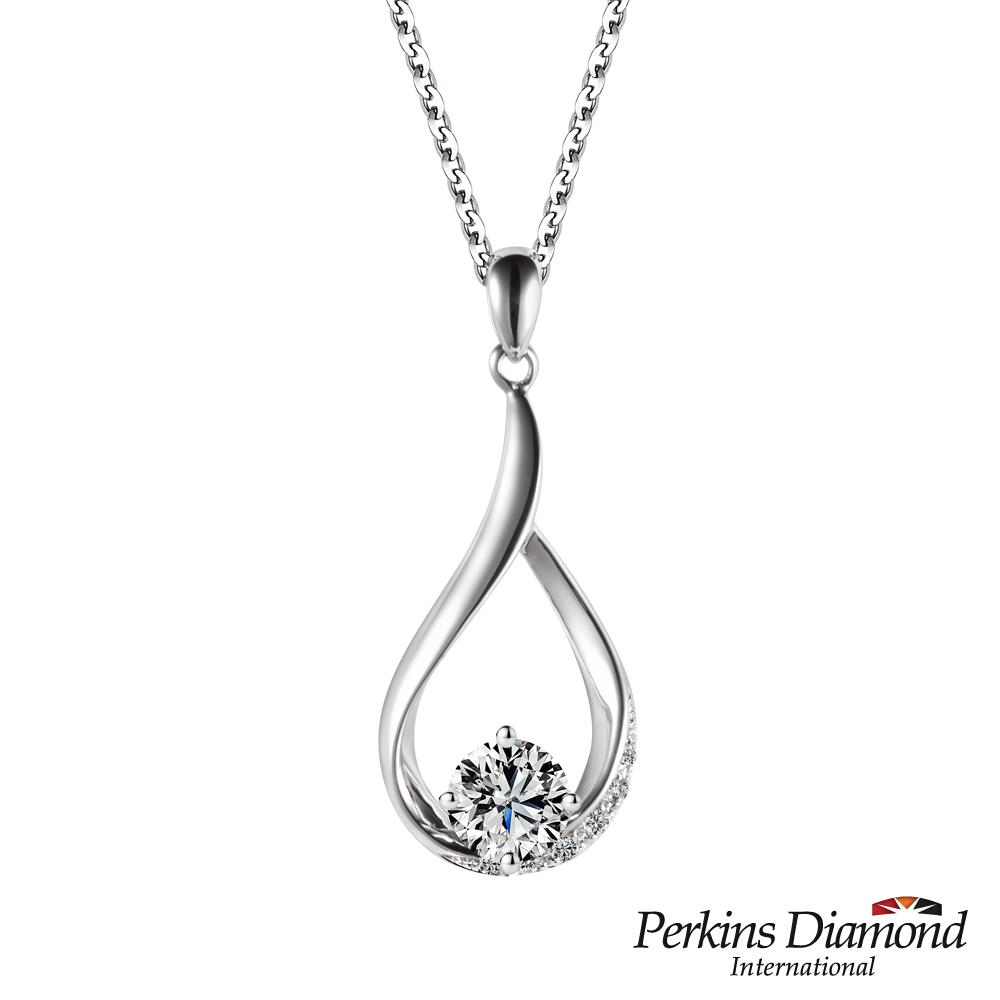 PERKINS 伯金仕 - Angel系列 0.30克拉鑽石項鍊