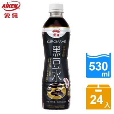 愛健 黑豆多酚黑豆水(530mlx24入)