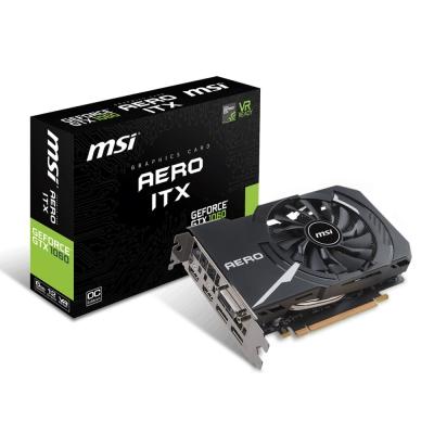 微星顯示卡GeForce GTX 1060 AERO ITX 6G OC