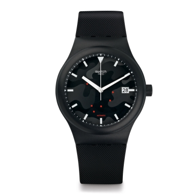 Swatch 51號星球機械錶 SISTEM CLOUDS 機械雲端手錶