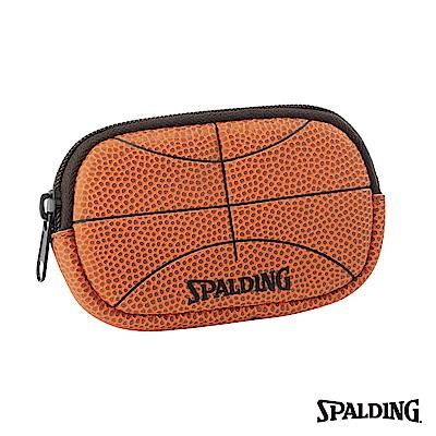 SPALDING 斯伯丁 籃球皮 LARGE CHANGE HOLDER 零錢包 收納包