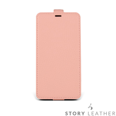 STORYLEATHER iPhone X Style-iPX2 硬殼式下蓋 客...