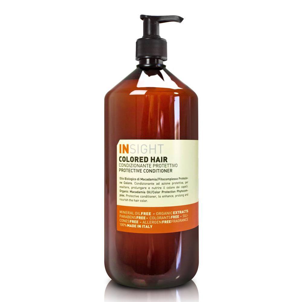 INSIGHT 堅果油護色護髮素1000ml