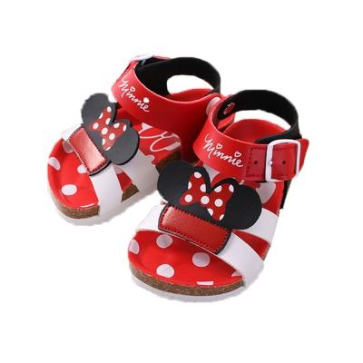 兒童台灣製米妮寶寶涼鞋 sh 9647