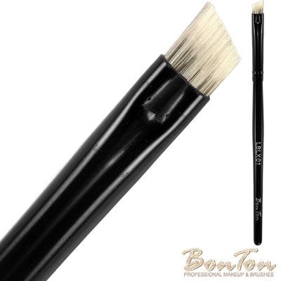 BonTon 墨黑系列 斜眉刷(M) LBLX01 猸子毛