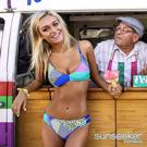 澳洲Sunseeker泳裝時尚波西米亞運動型兩件式比基尼