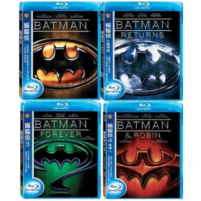 蝙蝠俠-Batman-1989-1997-合集-藍光-BD