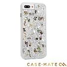 美國 Case-Mate iPhone 8+/ 7+ Karat 防摔手機保殼殼-貝殼銀箔