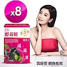 <特>醇養妍(野櫻莓+維生素E) 8盒組(10入/盒 x 8盒)