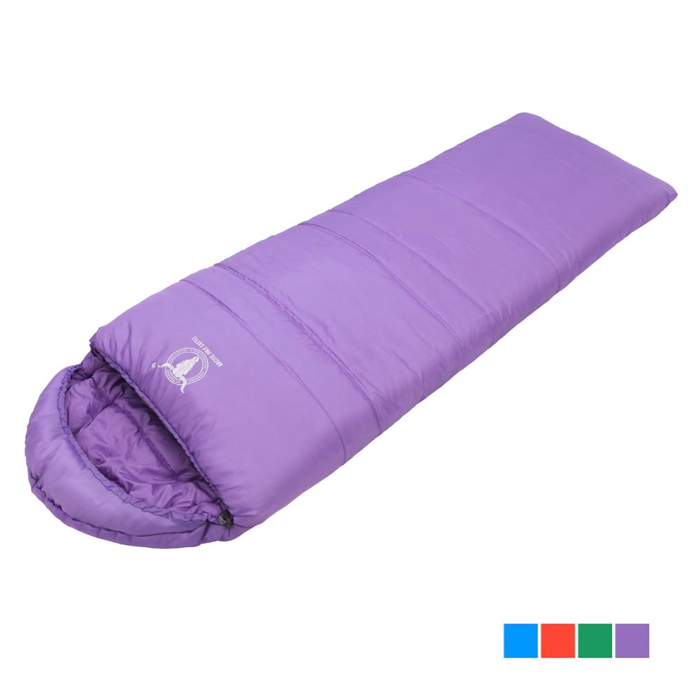 【APC】馬卡龍秋冬可拼接全開式睡袋 (4色可選)