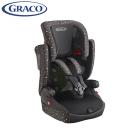 【Graco】 嬰幼兒成長型輔助汽車安全座椅 AirPop 繽紛彩