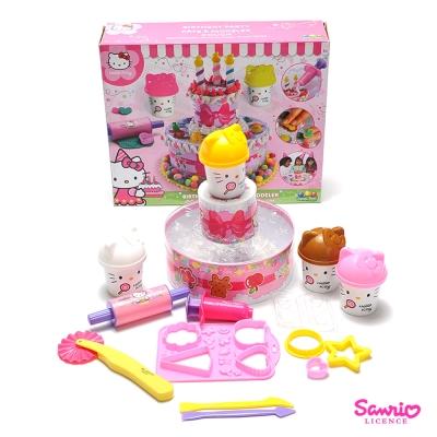 《凡太奇》凱蒂貓KITTY生日派對黏土組 HKP009