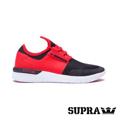 SUPRA Flow Run系列男鞋-紅/黑/白