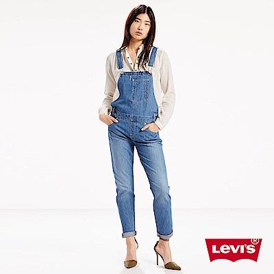 吊帶褲 牛仔 - Levis