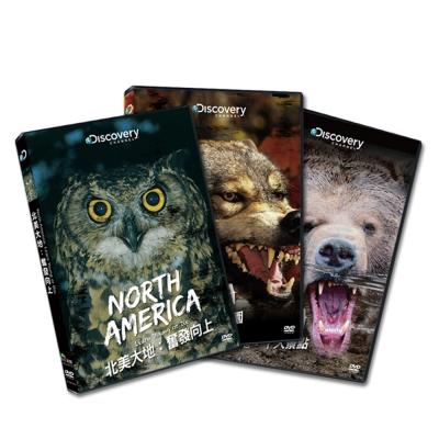 北美大地:狂野無比 DVD