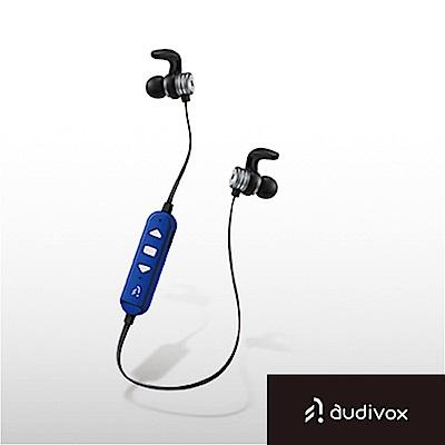 audivox 運動藍牙耳機 隨身聽-藍