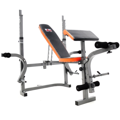 居家個人多功能型重量訓練床(可折疊)