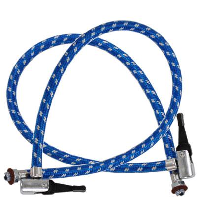 鐵馬行直立式打氣筒更換軟管-2入