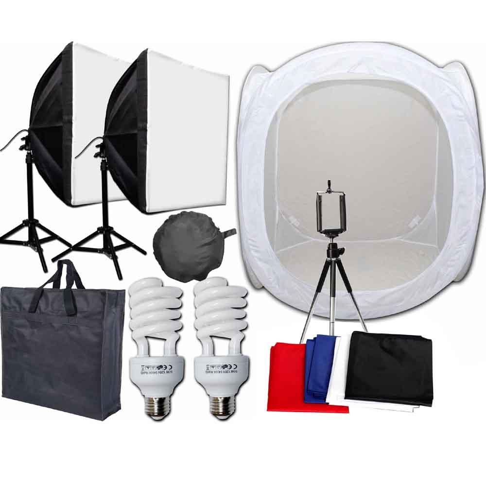ZENITH 65CM+450W攝影棚(ZT6545)