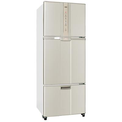 【福利品】SAMPO聲寶455L變頻節能三門冰箱SR-N46DV(Y2)