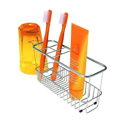 日本ASVEL纖細型不鏽鋼牙刷架