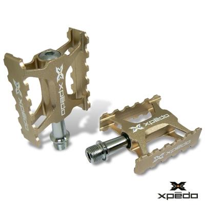 XPEDO C Faceoff 輕量化鋁合金腳踏 金