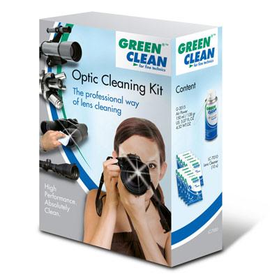 GREEN CLEAN   光學鏡頭/鏡片清潔組 LC-7000