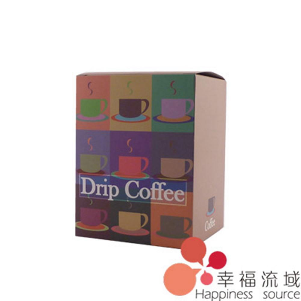 幸福流域 Millicano 手工特調-濾掛咖啡(8g/10入)盒裝