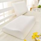 Grace Life 完美舒眠 人體工學型透氣100%天然乳膠枕1入