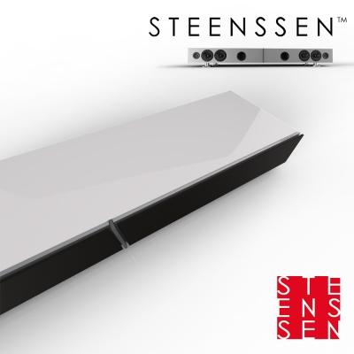【丹麥 STEENSSEN】高階藍牙原音劇院系統-TT Grand王者震撼限定款(鋼琴白)