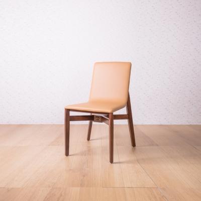 簡約風 卡梅爾休閒椅-59x48x84cm