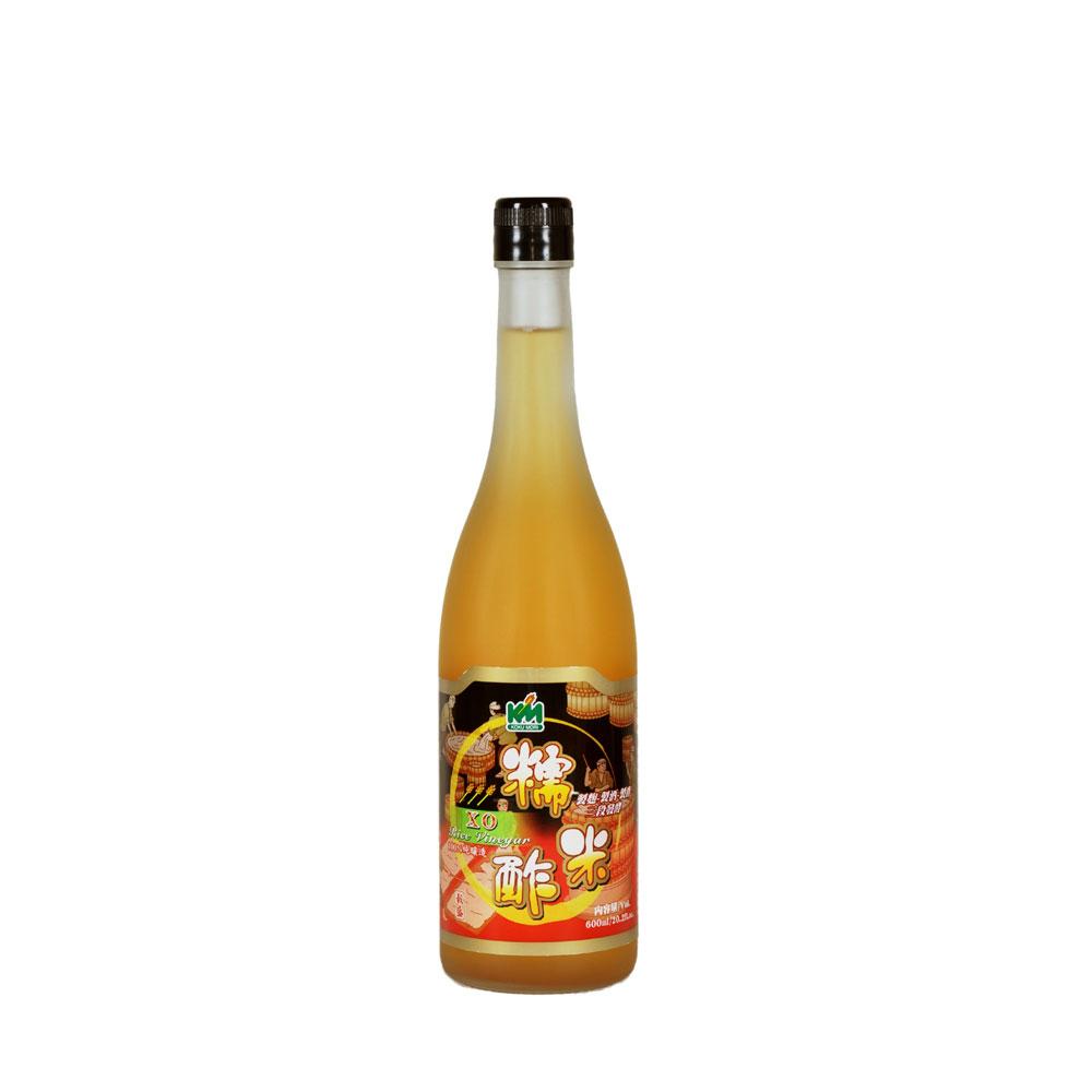 穀盛 XO糯米醋(600ml)