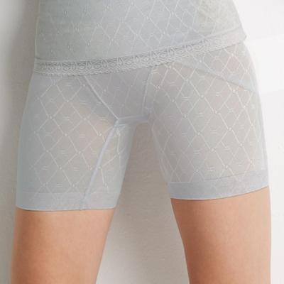 瑪登瑪朵-輕生活-好酷塑-輕機能中腰中管束褲PB0006-復古灰