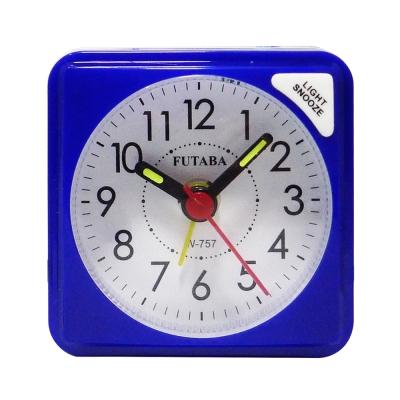 FUTABA BIBI音迷你貪睡鬧鐘 W-757 (藍色)